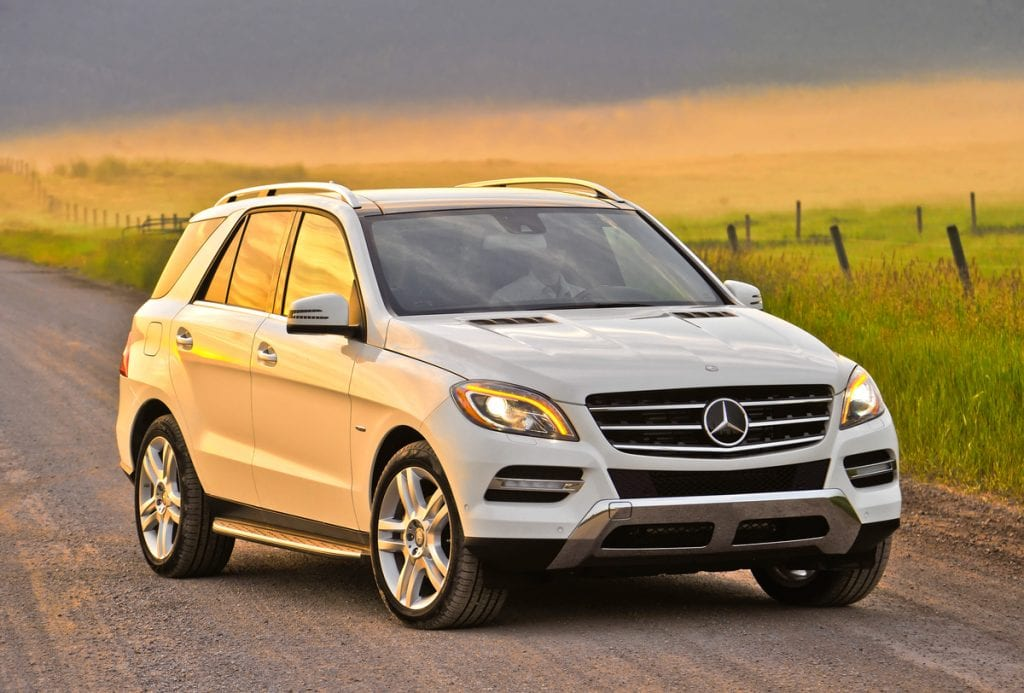 Small And Midsize Luxury Suv Sales In America November 2014 Ytd Gcbc