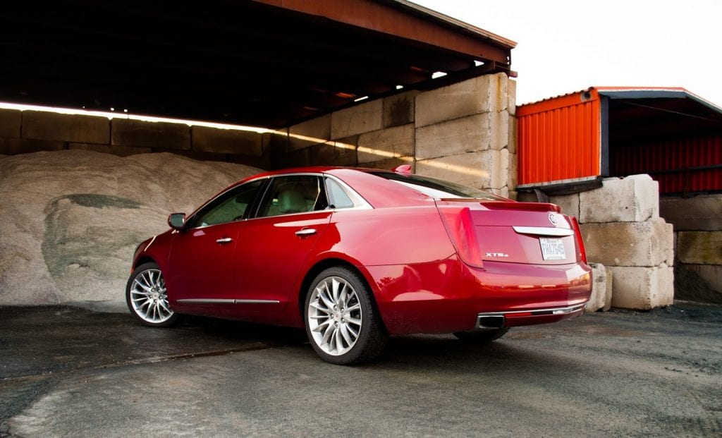 2015 Cadillac Xts Vsport Review Strangely Good