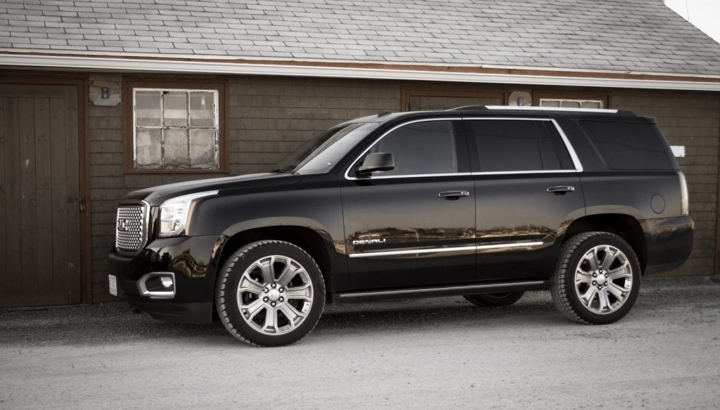 2015 GMC Yukon Denali Review – A Fortress Deep And Mighty | GCBC