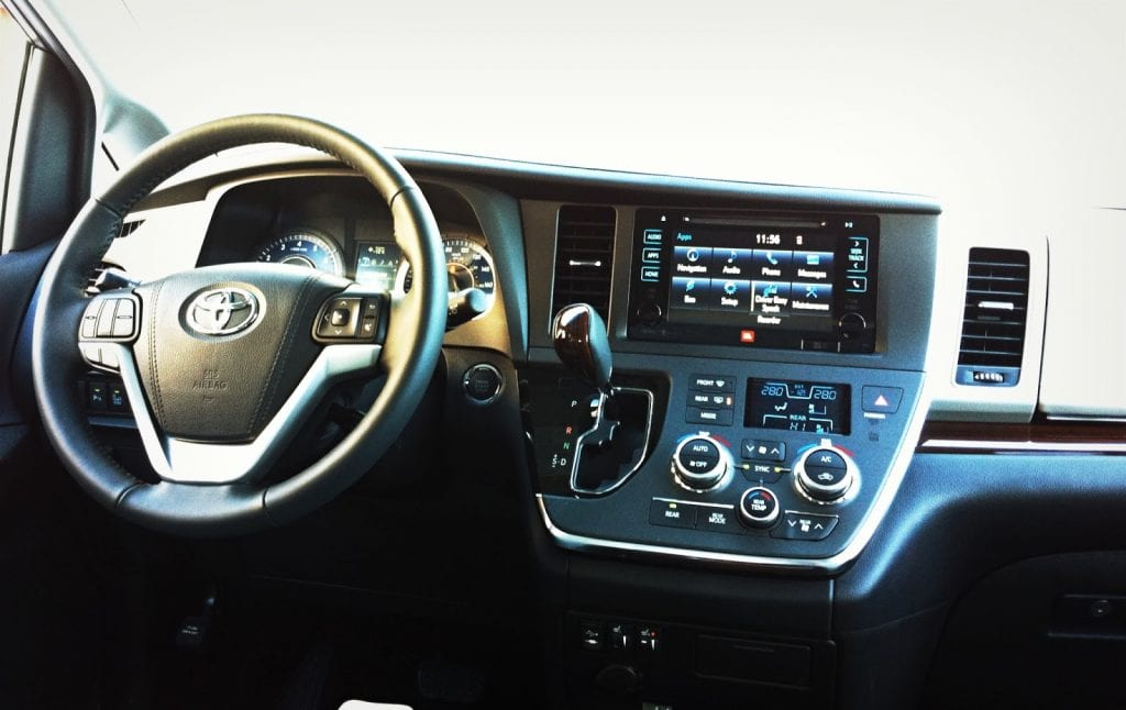 2015 Toyota Sienna Xle Limited Awd The One And Only Gcbc