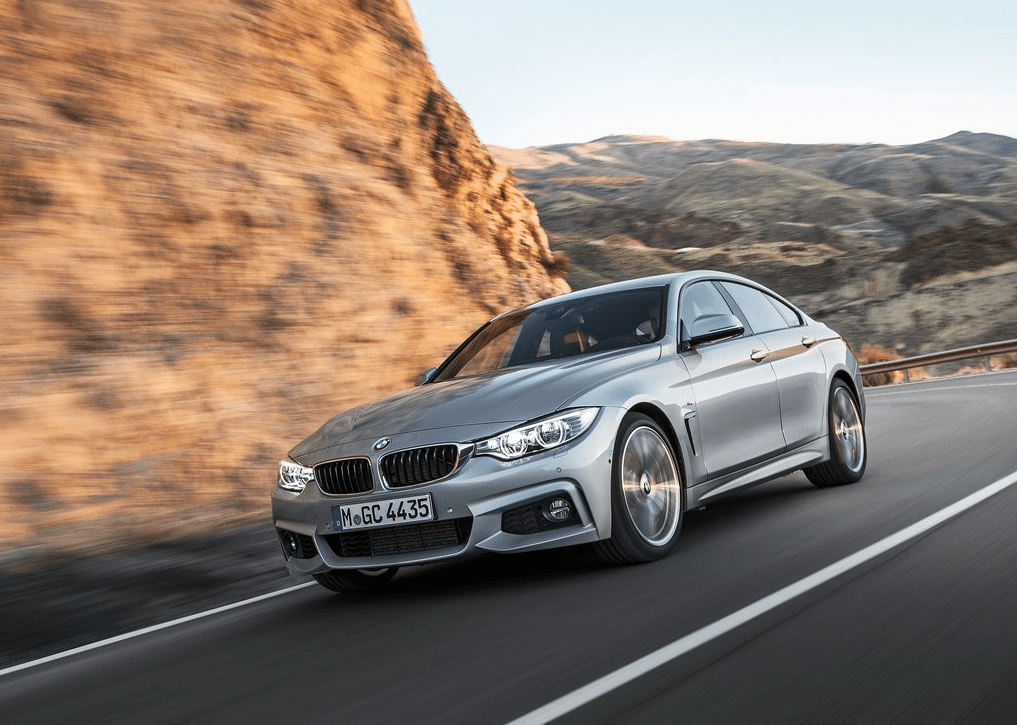 2014 BMW 4-Series Gran Coupe