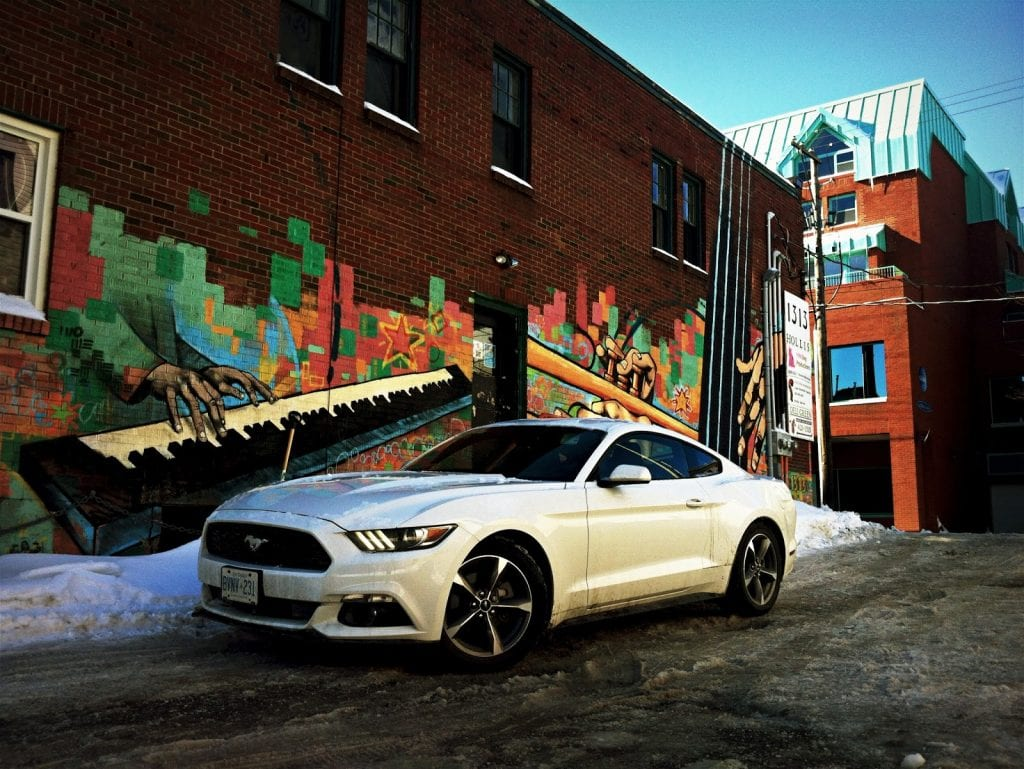 2015 Ford Mustang V6 Review – Not The One You Want, But It's