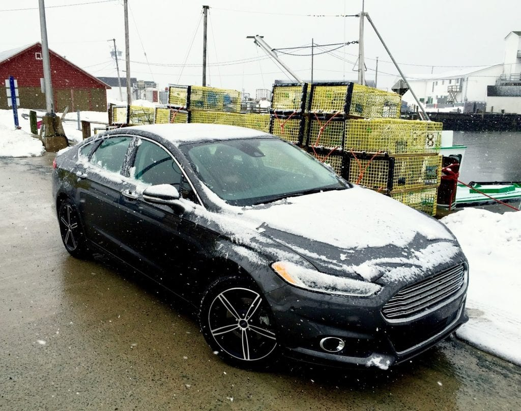 2014 Ford Fusion With Black Rims >> 2015 Ford Fusion Titanium AWD Review – Yet Another Ford Driver's Car | GCBC