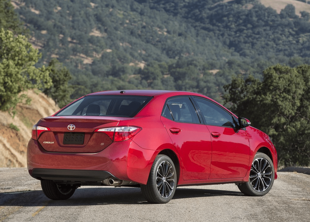 Top 20 Best-Selling Cars In America – April 2015 | GCBC