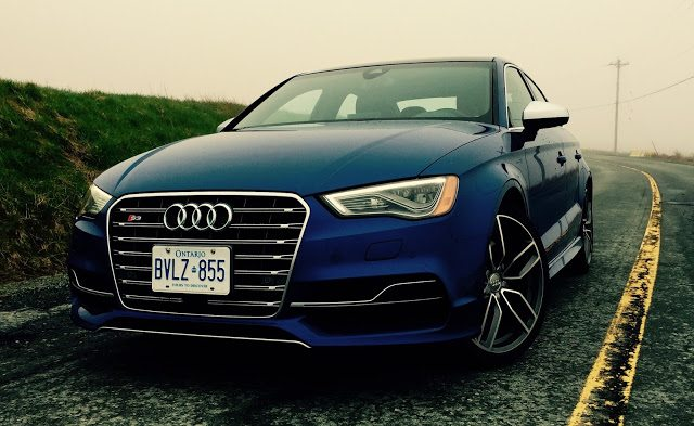 2015 Audi S3 grille