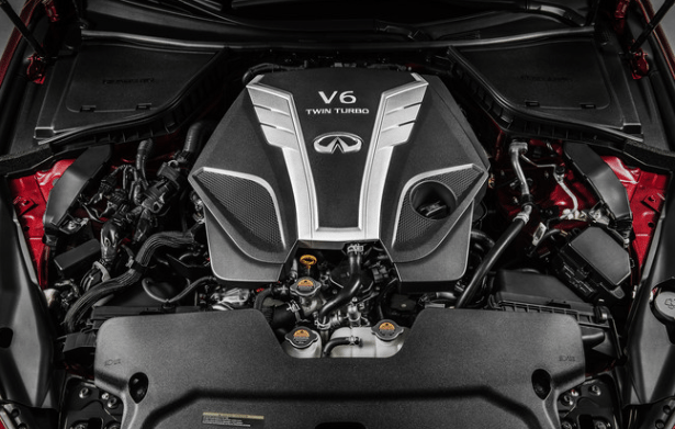 2016 Infiniti Q50 twin turbo V6