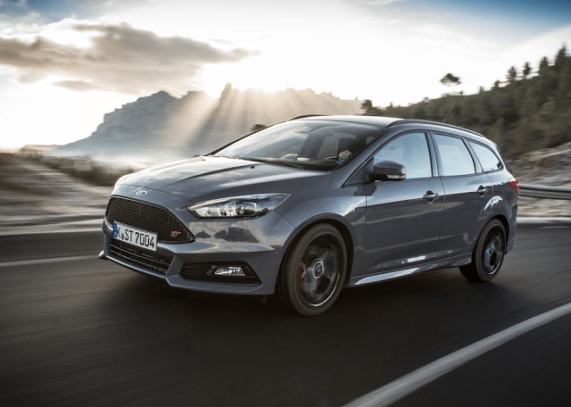 Car Of The Day You Can T Have 2016 Ford Focus St Wagon Tdci Stealth