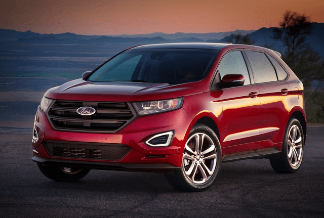2016 Ford Edge Red. Americau0027s Best Selling SUV ...