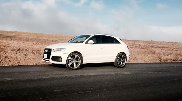 2016 Audi Q3 Quattro Technik Review – Audi Bookends Its Best