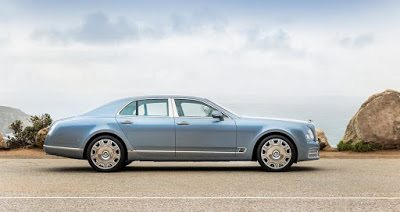 Bentley Mulsanne Sales Reports