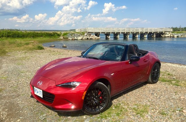 2016 Mazda MX-5 GS Soul Red Sport Package