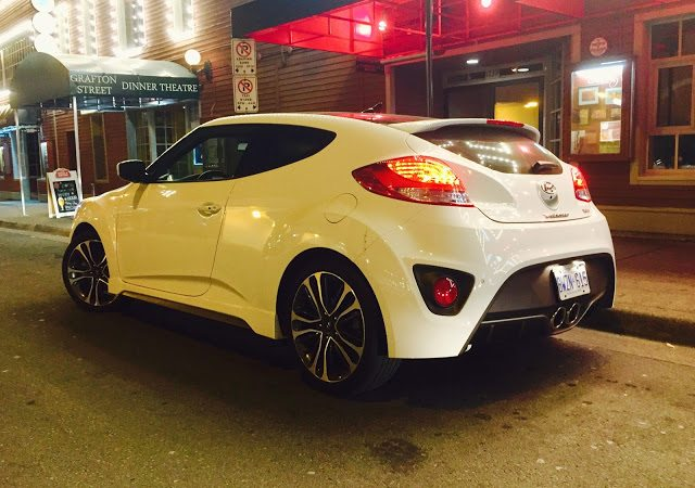 2016 Hyundai Veloster Turbo Review Warmish Hatch Gcbc