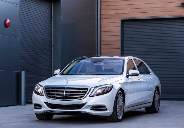 2016 Mercedes-Benz S600 Maybach