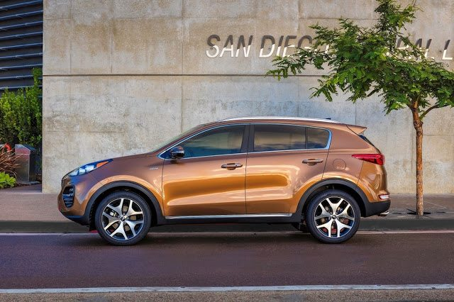 Small Suv S In America December 2016 Year End