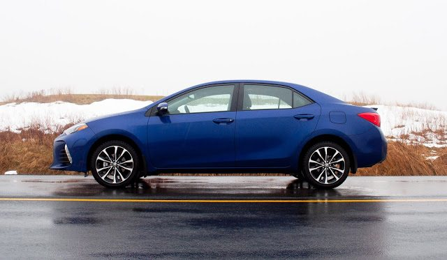2017 toyota corolla xse review every inch a toyota gcbc. Black Bedroom Furniture Sets. Home Design Ideas