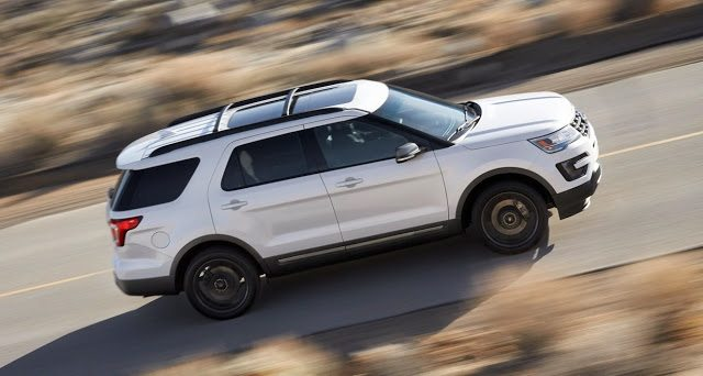 2017 Ford Explorer XLT Sport Appearance Package