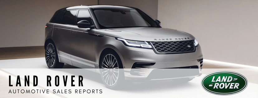 Land Rover Sales Reports
