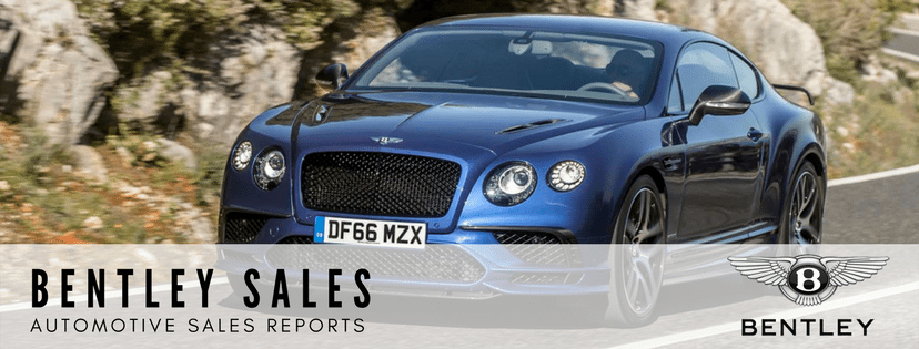 Bentley Sales Reports