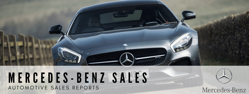 Mercedes-Benz Sales Reports