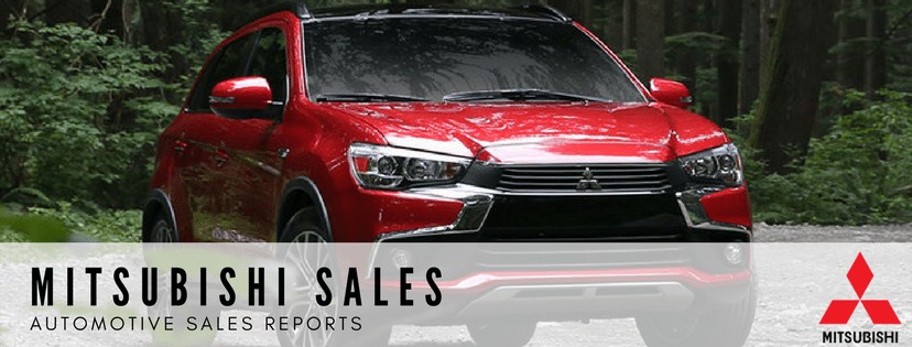 Mitsubishi Sales Reports