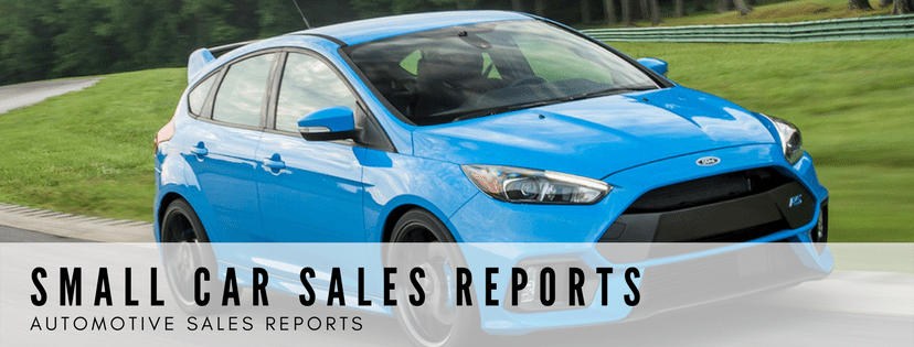 Small Car Sales Reports