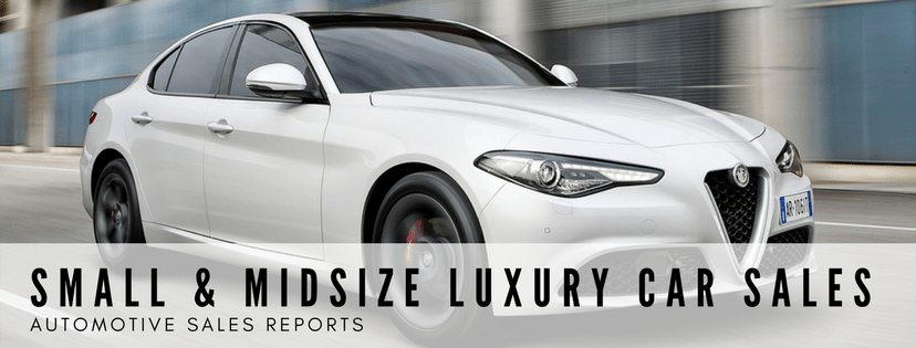 Small & Midsize Luxury Car Sales