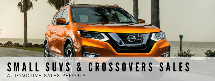 Small SUVs & Crossovers Sales