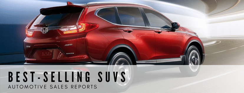 BEST-SELLING SUVS