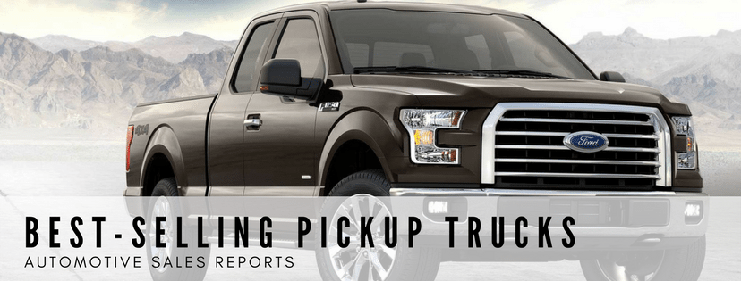 Best-Selling Pickup Trucks