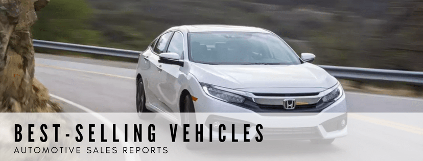 Best-Selling Vehicles In United States & Canada