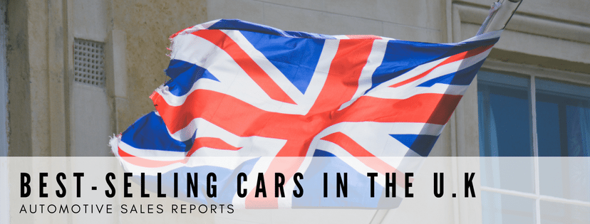 Best-Selling Cars In The United Kingdom