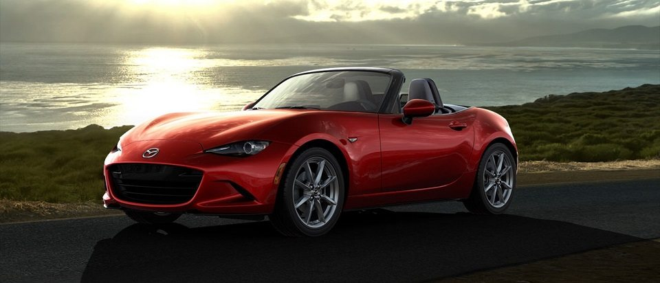 Sports Car Sales in America - September 2017