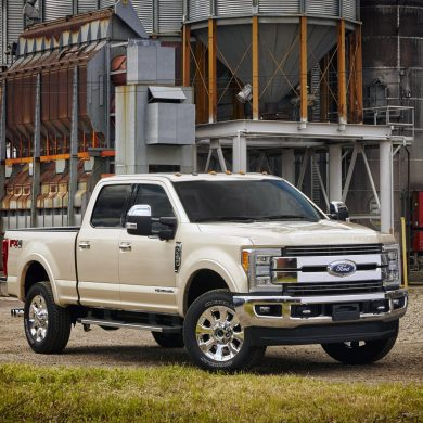 1 Ford F-Series 1 Ford F-Series Top-10 Best-selling Vehicles in the USA to date for 2017
