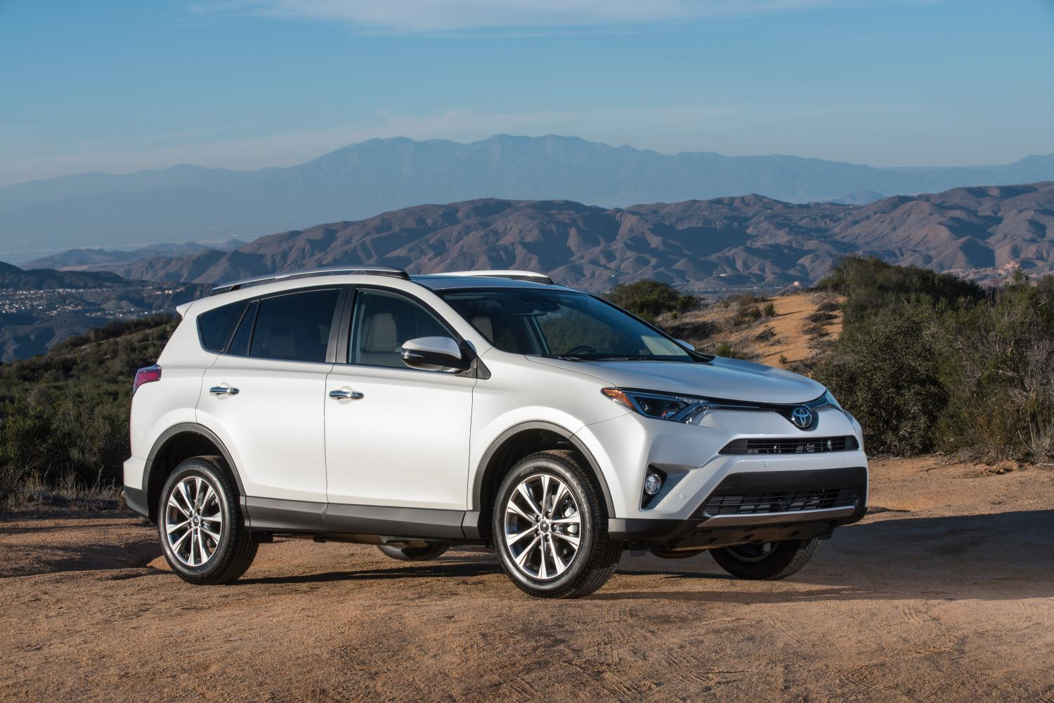 4 Toyota RAV4 Top-10 Best-selling Vehicles in the USA to date for 2017