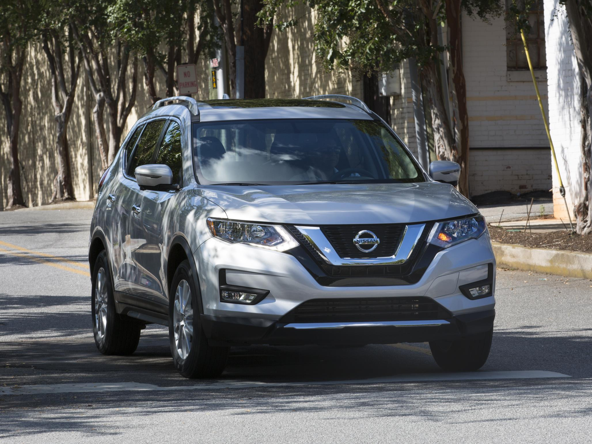 5 Nissan Rogue Top-10 Best-selling Vehicles in the USA to date for 2017