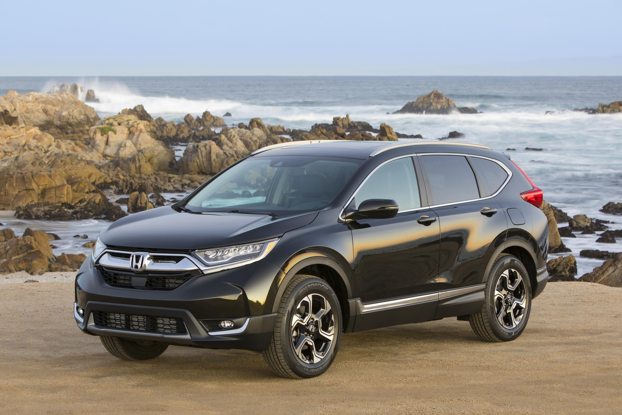 8 Honda CR-V Top-10 Best-selling Vehicles in the USA to date for 2017