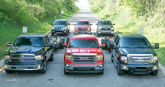 US Pickup Truck Sales Figures By Model | GCBC