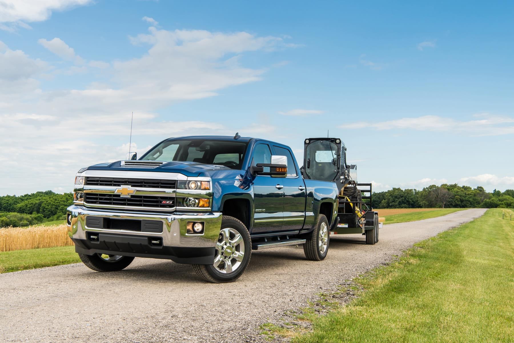 Chevrolet Silverado, one of Chevrolet's top selling vehicles in calendar year 2017