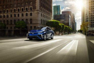 Sales of the hydrogen-powered Toyota Mirai pass 3,000 in California