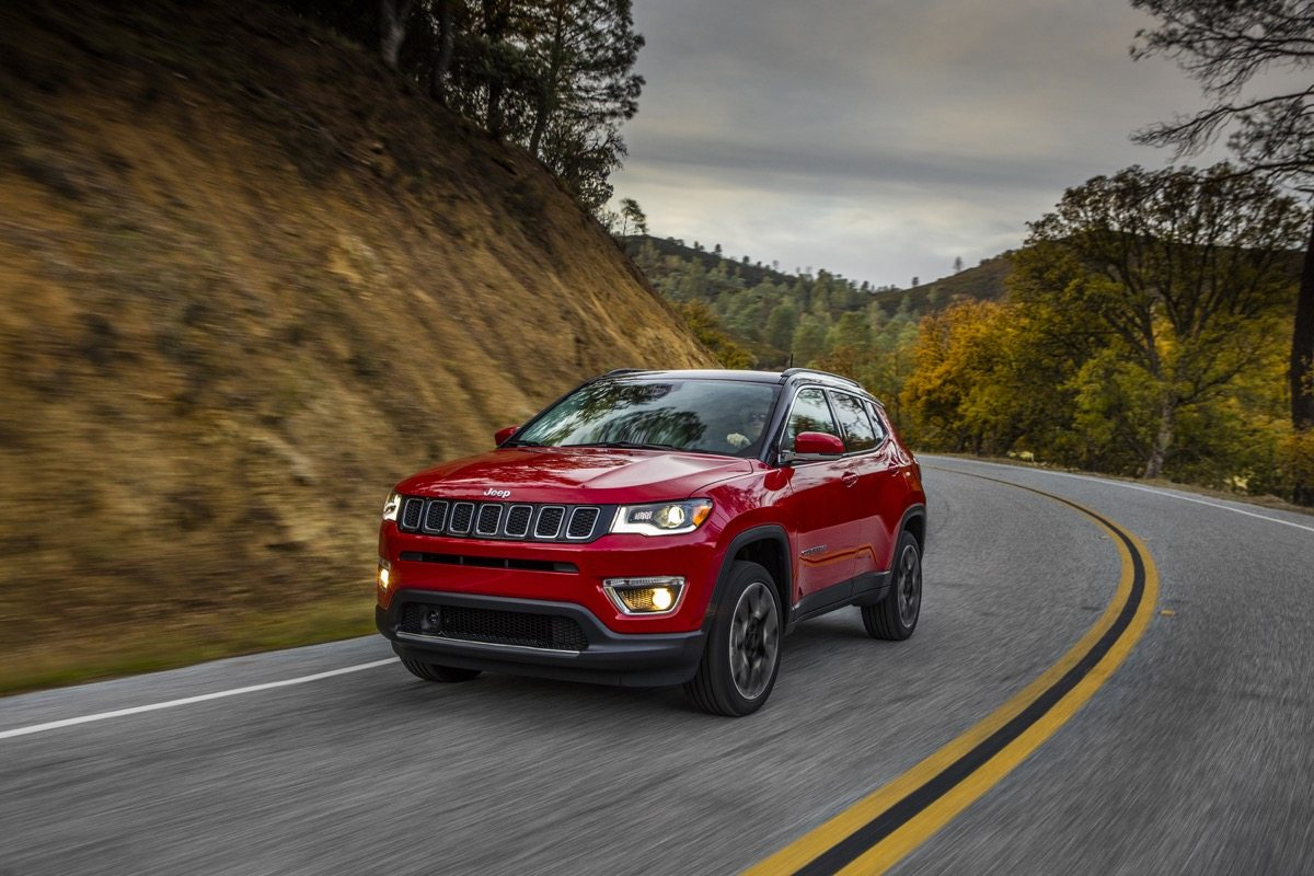 2018 Jeep® Compass Limited - Image: Jeep