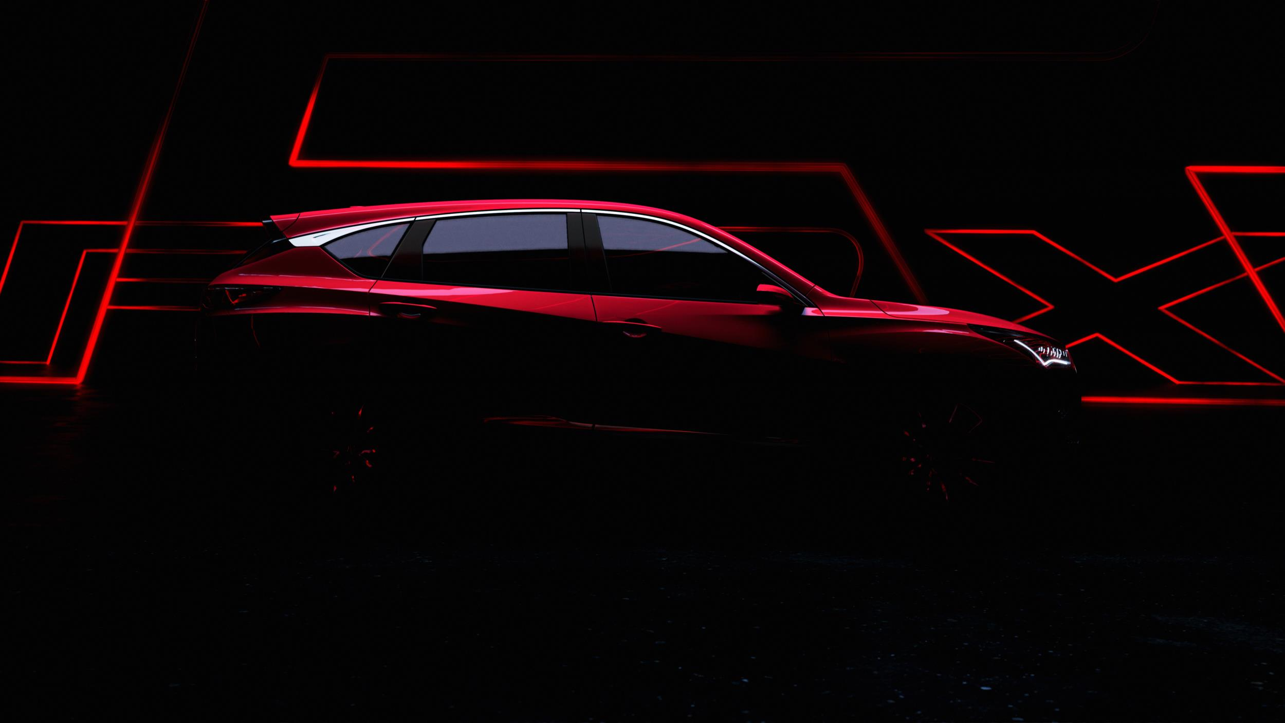 Acura RDX Prototype to be revealed at the 2018 Detroit Motor Show