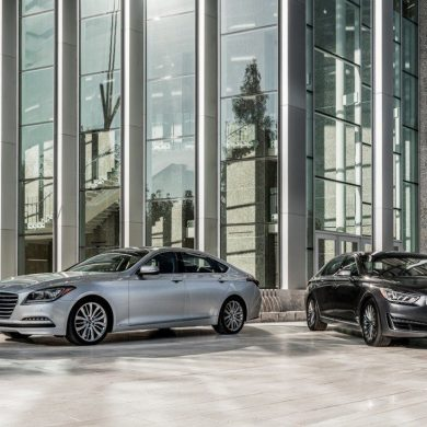 Genesis Dealerships Planned By Hyundai Motor America