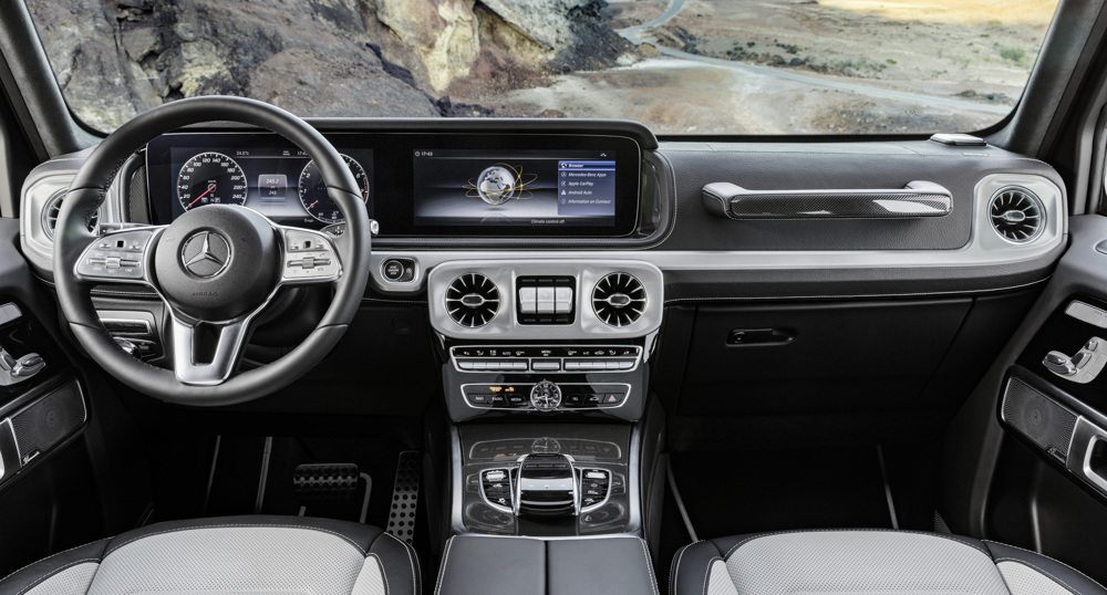 New G-Class to be revealed at 2018 Detroit Motor Show