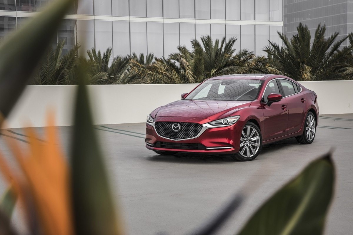 2018 mazda 6 39 s optional turbo engine is just what the doctor ordered but probably not what the. Black Bedroom Furniture Sets. Home Design Ideas