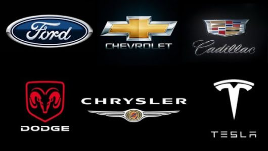 U S Auto Sales Brand Rankings September 2018 Ytd Gcbc