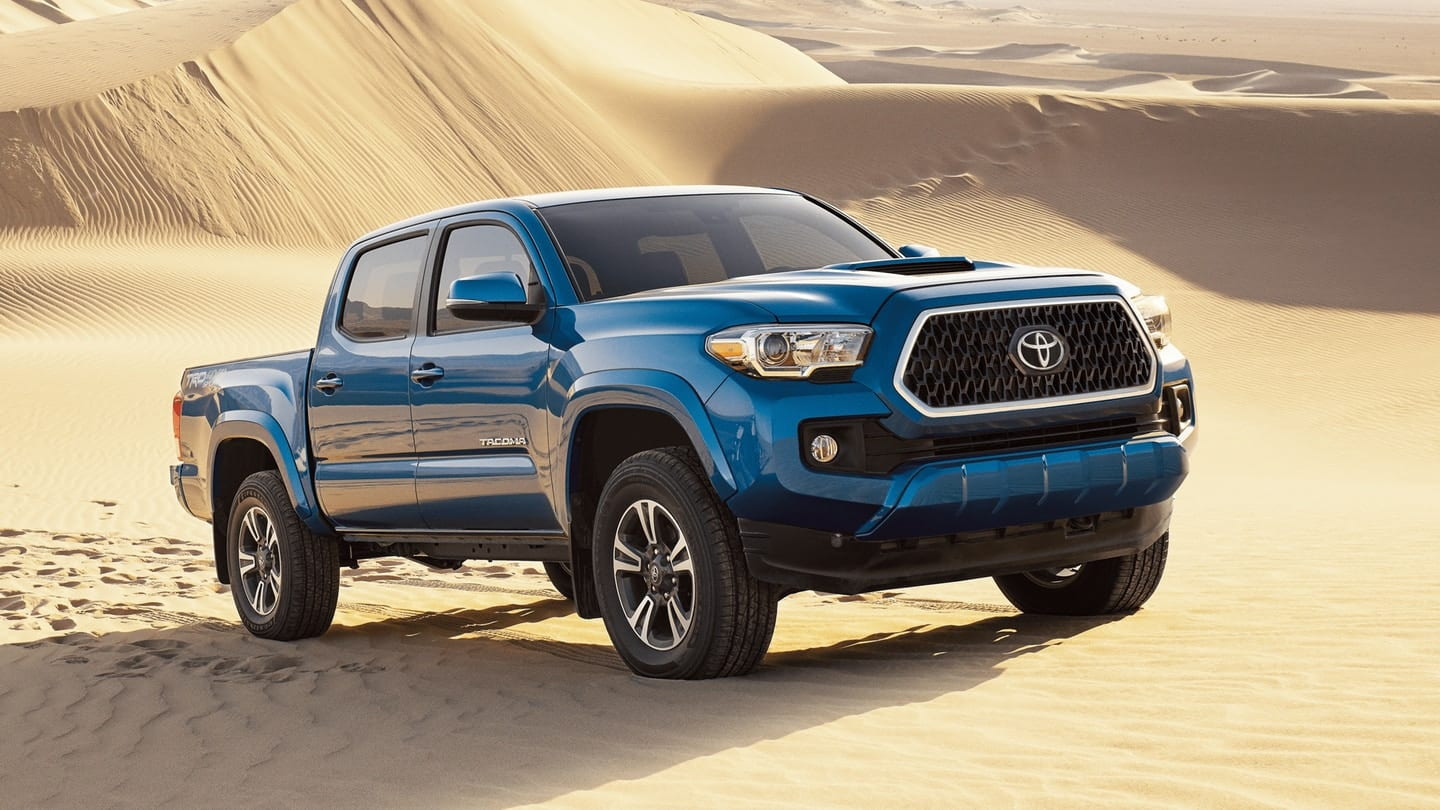 Canada Pickup Truck Sales Figures By Model