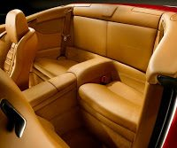 FERRARI CALIFORNIA BACK SEAT \u2013 5 PICTURES