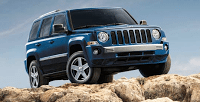 jeep patriot blue
