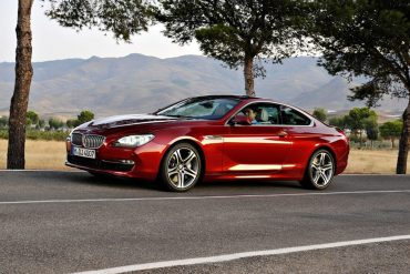 BMW 6 Series Sales Reports