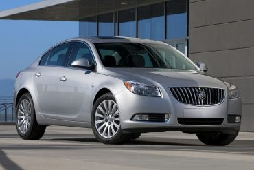 Buick Regal Sales Reports